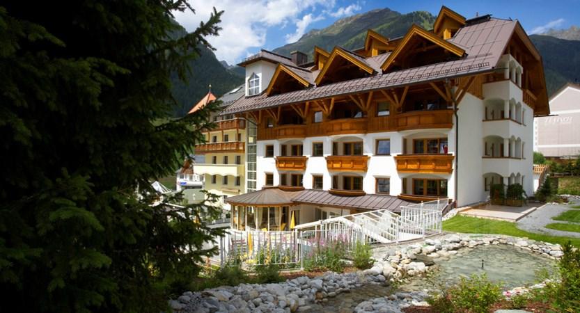 Hotel Post, Ischgl, Austria - Exterior 2