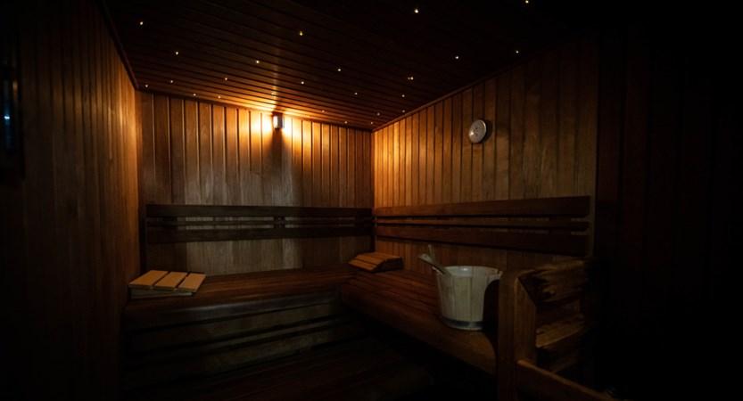 Avenue Lodge Sauna