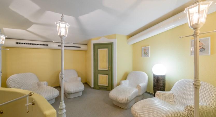 Hotel Wiesental Obergurgl Austria, Relaxation spa