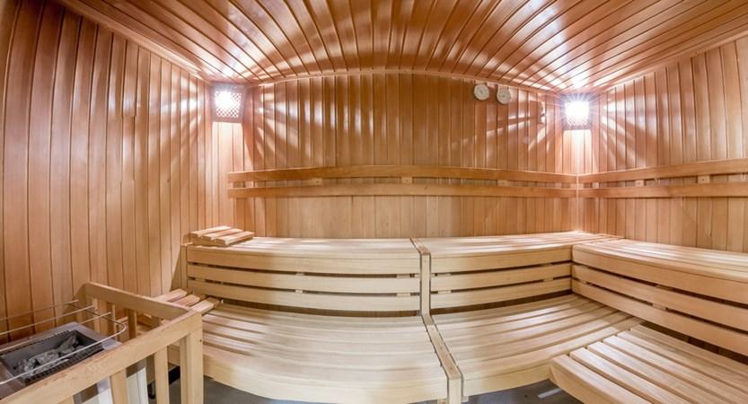 Hotel Wiesental, Obergurgl, Austria - Sauna