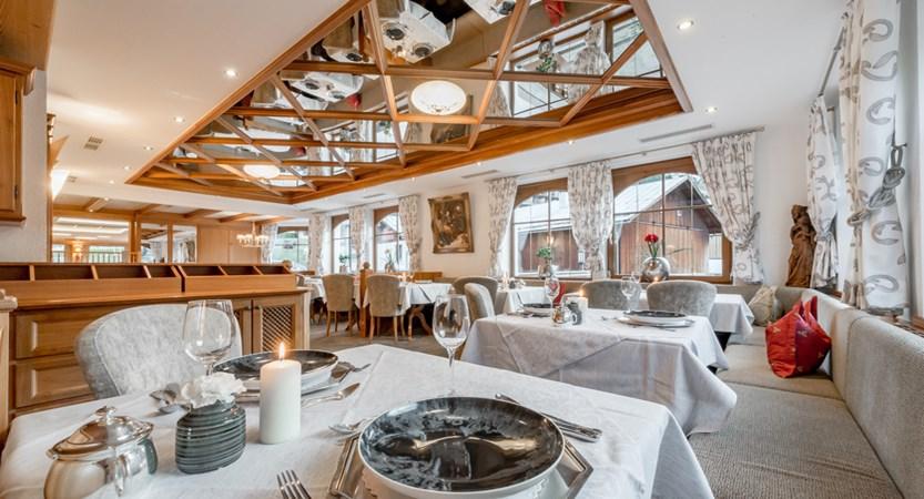 Hotel Wiesental, Obergurgl, Austria - Dining area (1)