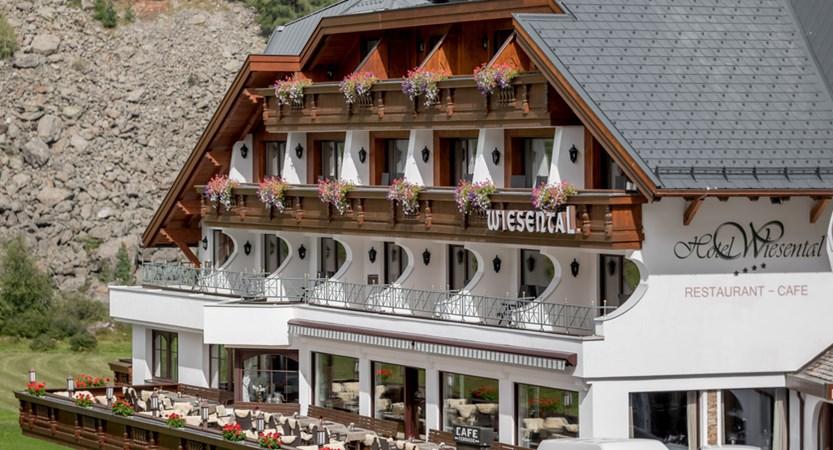 Hotel Wiesental, Obergurgl, Austria - Hotel Exterior (1)