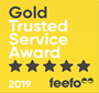 INGHAMS RECEIVES FEEFO GOLD TRUSTED SERVICE AWARD 2019