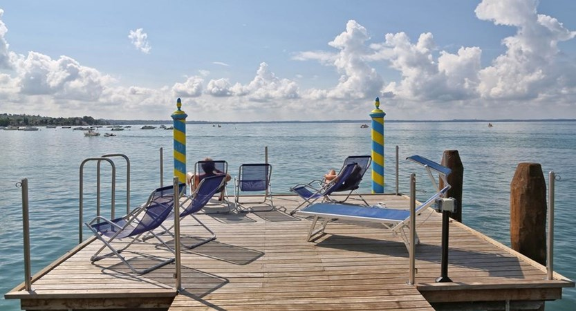 Hotel Kriss Internazionale, Bardolino, Lake Garda, Italy - Jetty.jpg