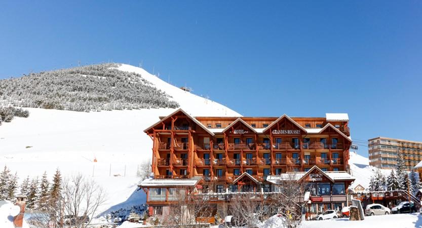 Hotel Les Grandes Rousses (1)