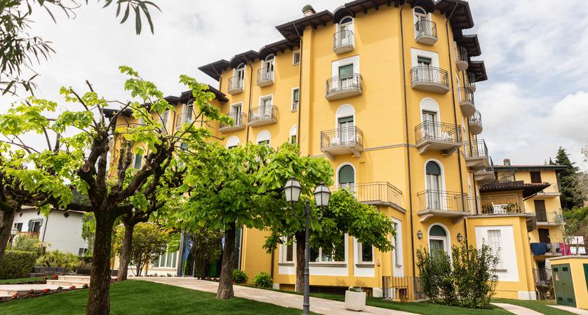 Hotel Villa Galeazzi, exterior