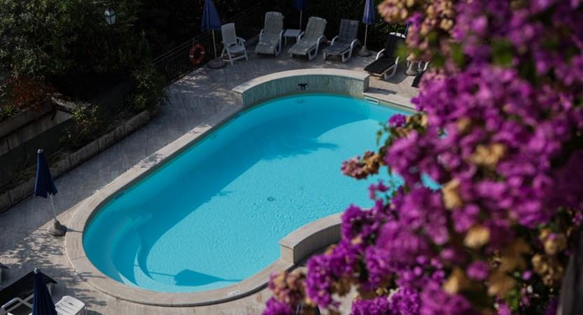 Hotel Villa Galeazzi, pool