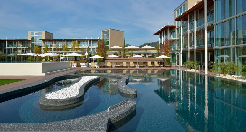 Aqualux Hotel Spa and Suites, Outdoor Pool