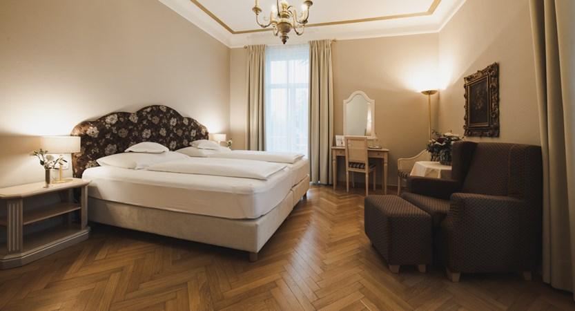 Hotel Adria, suite