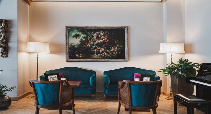 Hotel Adria, Lounge