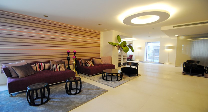 Hotel Eden, Lounge