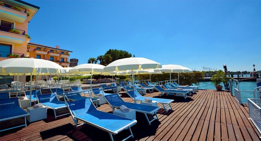 Hotel Eden, Sun Terrace
