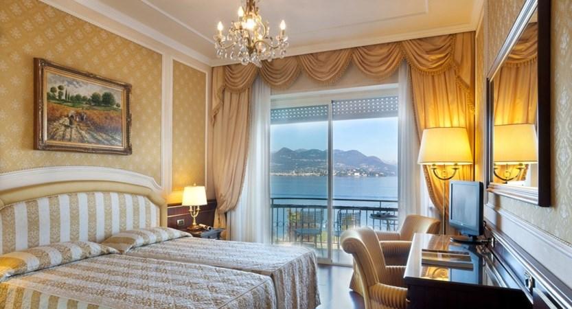Grand Hotel Bristol, Lake View Room