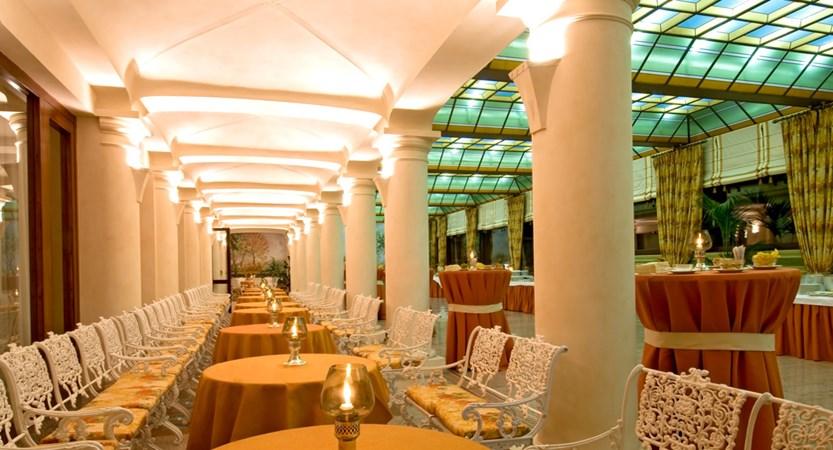 Grand Hotel Bristol, Winter Garden Dining Room