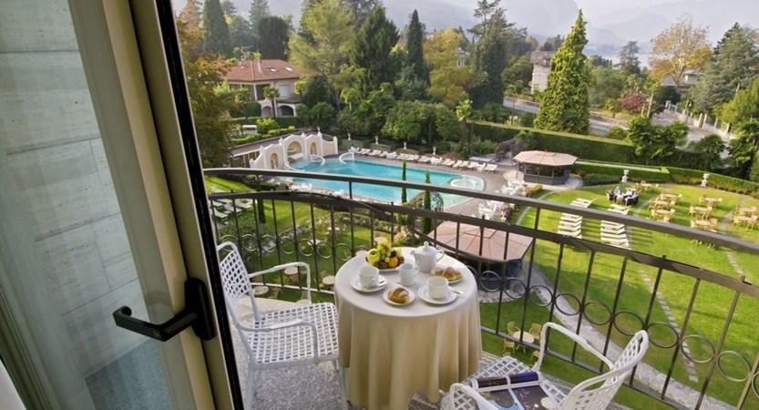 Grand Hotel Bristol, Balcony View