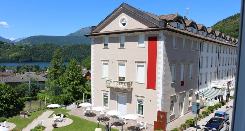 Bellavista Relax Hotel, Exterior