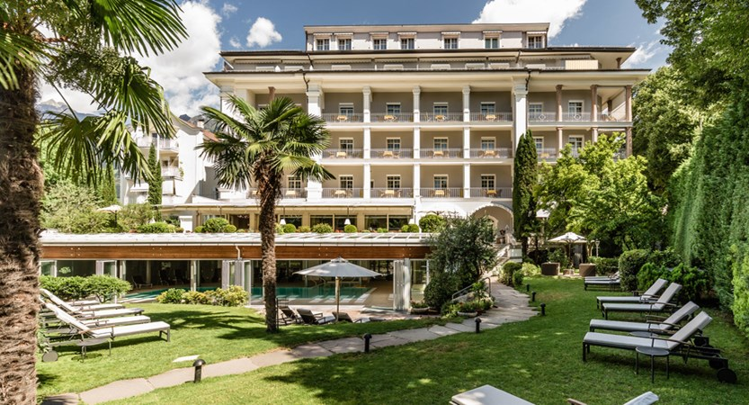 Hotel Meranerhof, Exterior