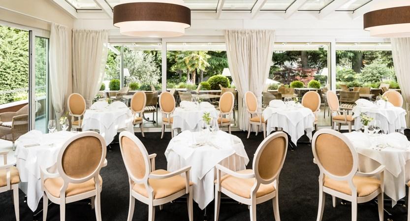 Hotel Meranerhof, Dining Room