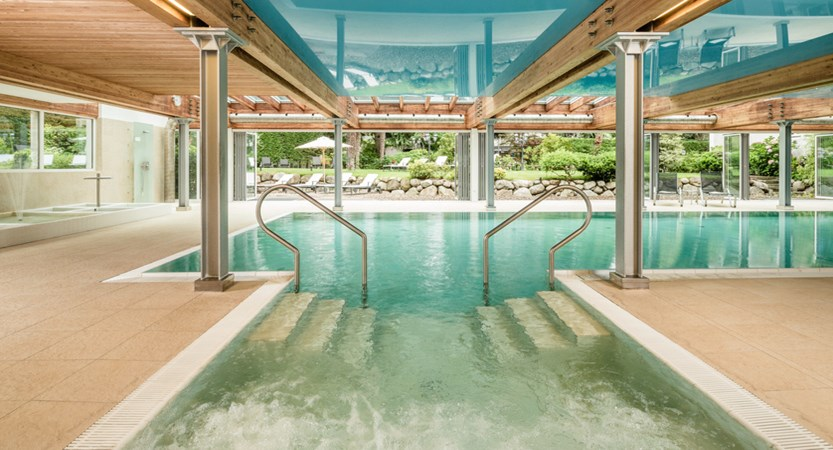 Hotel Meranerhof, Swimming Pool