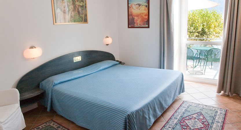 Hotel Lenno, Double Room with Lake View