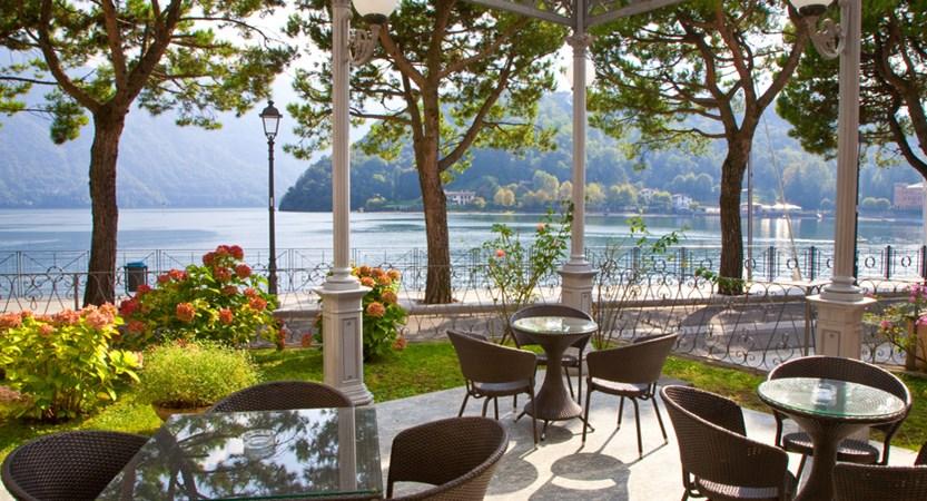 Hotel Lenno, Garden Terrace