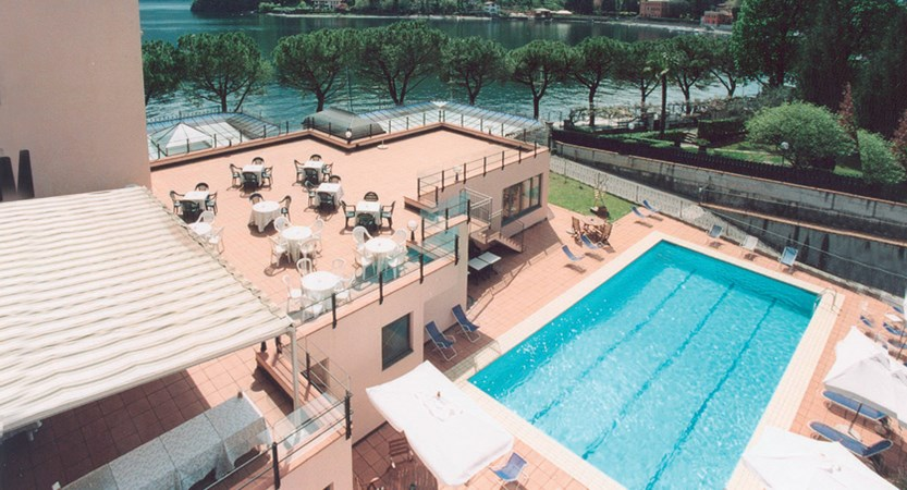 Hotel Lenno, Swimming Pool