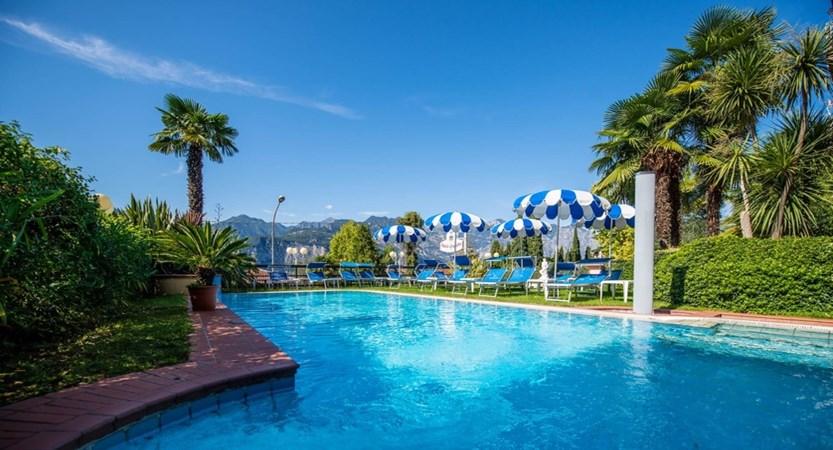 Hotel Cristallo, Swimming Pool