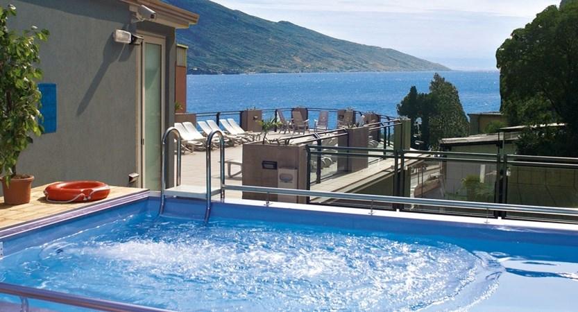 Hotel Europa, Sky Pool