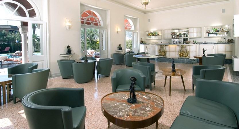 Hotel Milano, Lobby