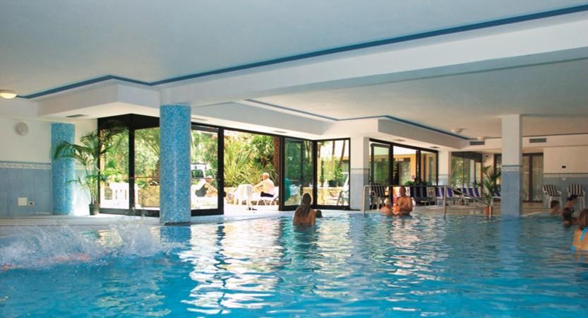 Hotel Garda Bellevue, Indoor Pool