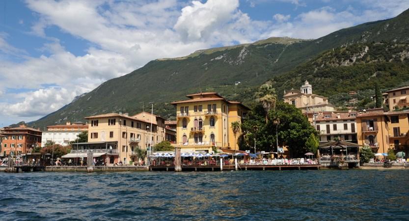 Hotel Malcesine, Exterior Lake View
