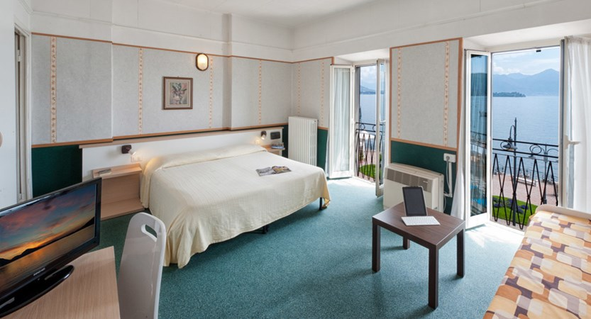 Hotel Eden, Lake View Room