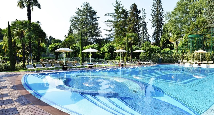 Hotel Simplon, Outdoor Pool