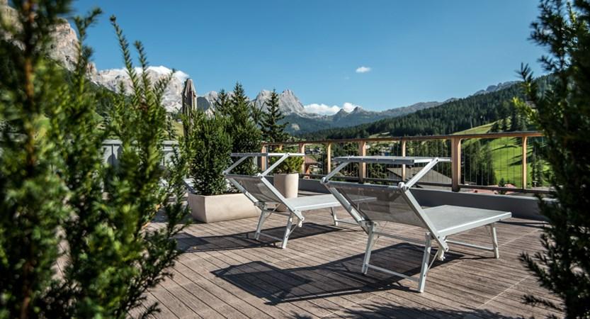 Hotel Diamant, Sun Terrace