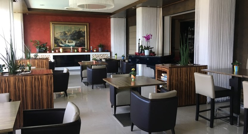 Hotel Alexander Weggis Lobby Area