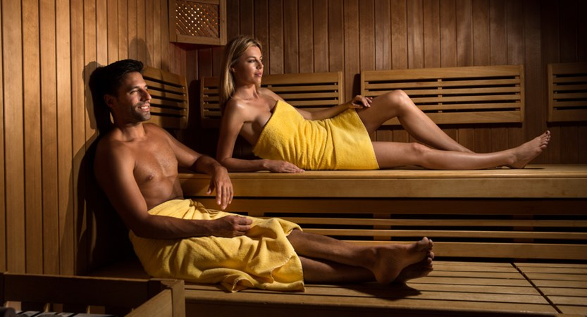 Hotel Alexander Weggis Sauna