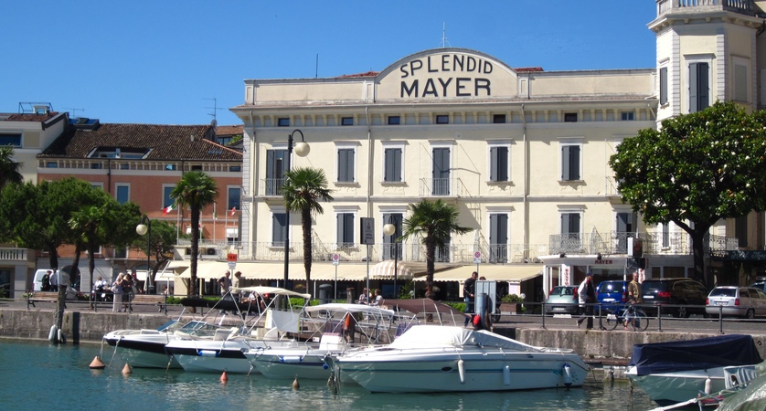Hotel Mayer & Splendid, Exterior