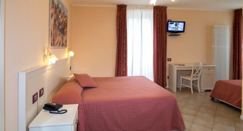 Hotel Mayer & Splendid, Bedroom