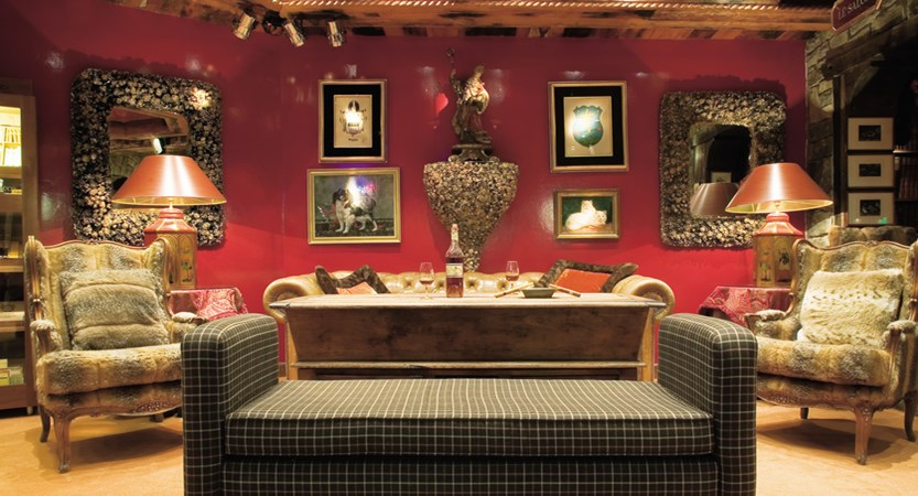 Hotel alex zermatt lounge