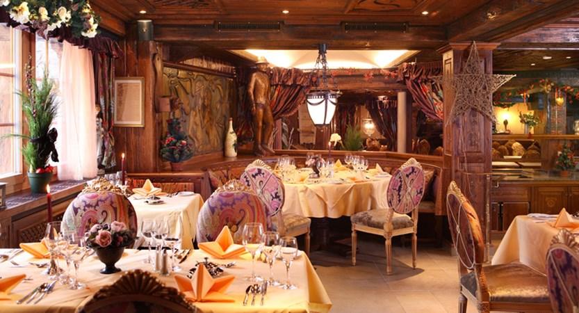 Hotel alex zermatt restaurant