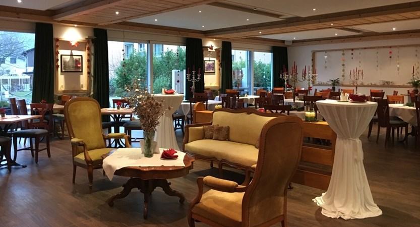 Hotel Carton Europe Switzerland Dining Area