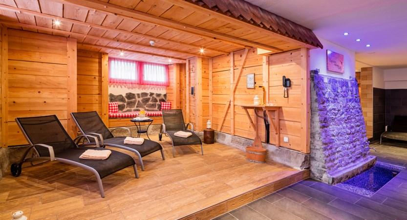 Hotel Carton Europe Switzerland Wellness Area