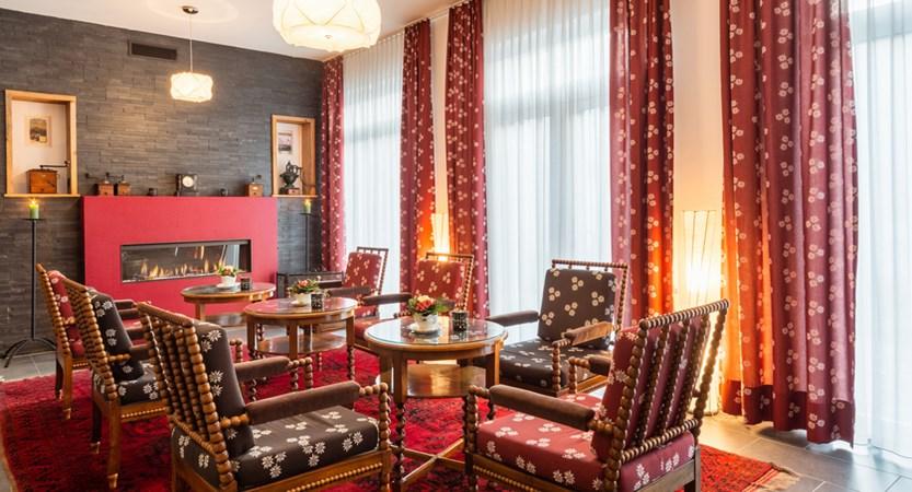 Hotel Carton Europe Switzerland Lobby