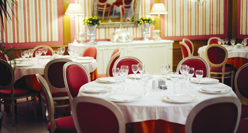 Hotel Iseolago, Restaurant