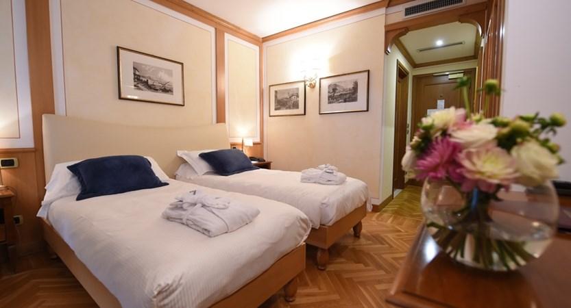 Hotel Iseolago, Twin room