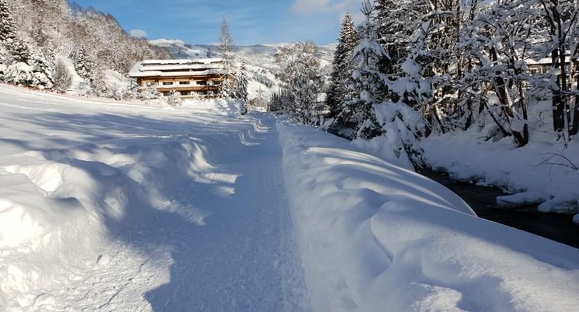 Gardenhotel Theresia Hinterglemm Winter