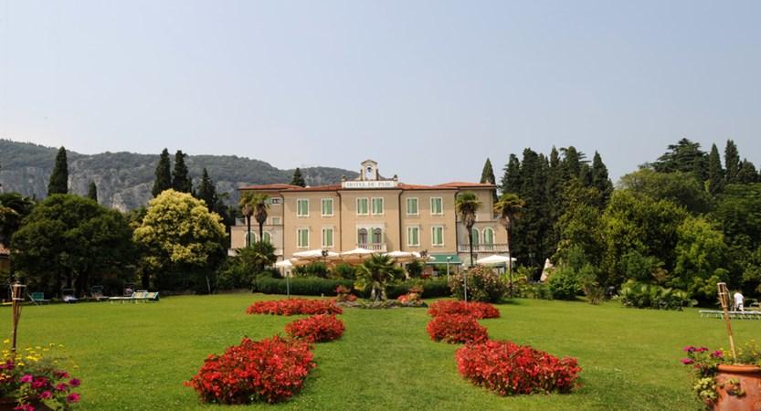 Hotel Du Parc, Garden View