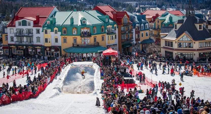 Caribou Cup at Tremblant