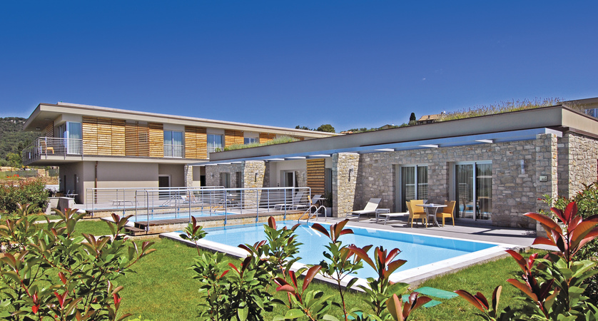 Parc Hotel Germano, Suite with Private Pool (1)