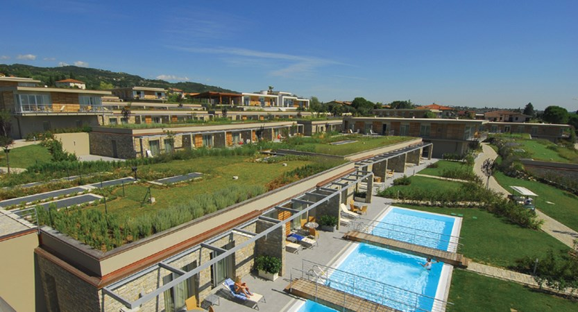 Parc Hotel Germano, Suites with Private Pools